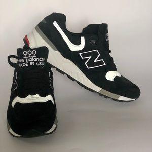 New Balance Suede Sneakers Men's 5.5 women's 7.5